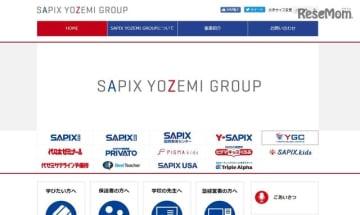 SAPIX YOZEMI GROUP