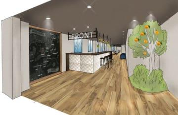 しまなみ海道にサイクリストに特化したカフェホテルが5月オープン