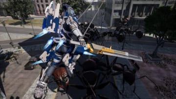 メディアイベントで体験した『EARTH DEFENSE FORCE: IRON RAIN』インプレッション―洋画的迫力で描かれる巨大昆虫との戦い!