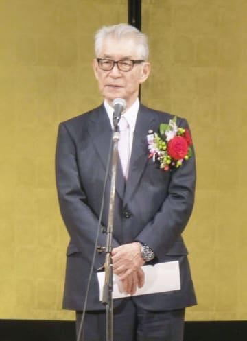 노벨상 혼조 교수에 명예시민 칭호