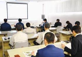室蘭テクノセンターで行われたJISQ9100入門セミナー