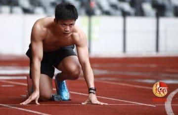 「アジア最速の男」蘇炳添、世界室内ツアー最終戦もV、欧州で3連勝―中国メディア