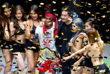 ONE Championship 写真:AP/アフロ