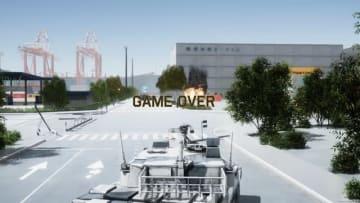 日本を舞台に戦車がバンバン!『Tokyo Warfare Turbo』基本無料でSteam早期アクセス開始