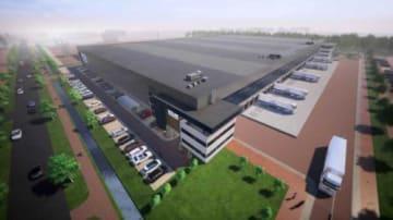 郵船ロジ/現地法人がオランダに3万m2の倉庫新設