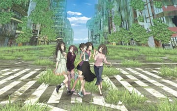 日本一ソフトウェア、荒廃した秋葉原を舞台に女の子たちがサバイバルする『じんるいのみなさまへ』をPS4/スイッチ向けに発表!