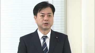 【速報】田畑議員の離党届受理へ 女性に乱暴と告訴