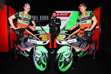 MotoGP:真崎一輝がMoto3で2年目の挑戦。ボエ・スカル・ライダーがチーム体制を発表