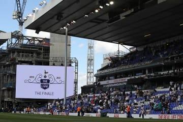 16-17シーズン限りで前本拠地に別れを告げ、現在はウェンブリー・スタジアムでホーム戦を戦っている photo/Getty Images