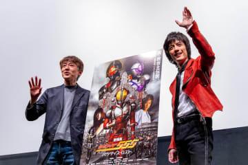 『仮面ライダー555』半田健人があのレジェンドの道を歩む宣言!?「パラダイス・ロスト」上映イベントレポ