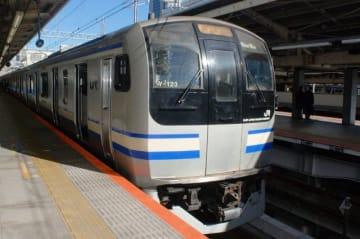 JR横須賀線