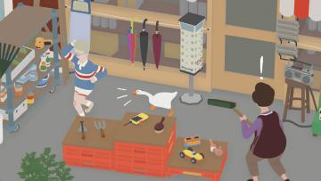 イタズラガチョウACT『Untitled Goose Game』2019年後半へ発売延期