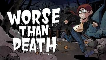 恐怖の同窓会スリラー『Worse Than Death』発表!ピクセルアートで描かれる死よりも恐ろしいアクションADV