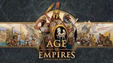 マイクロソフトがRTS『Age of Empires』に関する新情報を3月に公式放送にて発表予定