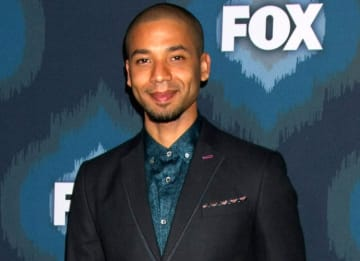 Jussie Smollett: 2015 FOX Winter Television Critics Association All-Star Party