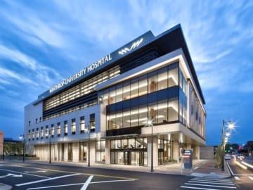 ウィンスロップ大学病院(photo: NYU)