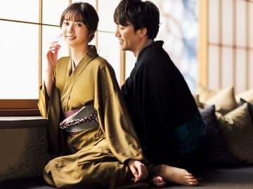 女優・新川優愛が『星のや東京』で見せた素の笑顔に、もう心洗われる思いがした!