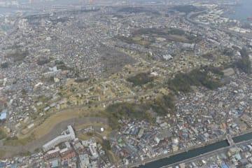 返還に向けて日米共同使用の協議開始が合意された米軍根岸住宅地区