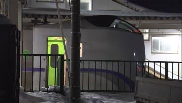 北海道で震度6弱 けが3人 交通に大きな影響も