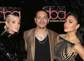 Ashlee Simpson, Evan Ross & Nicole Scherzinger Put Glow At Hollywood Beauty Awards [WINNERS' LIST]