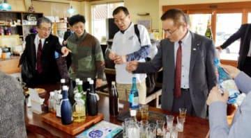 小野町訪問団沖縄・石垣入り 地域づくりで協定へ
