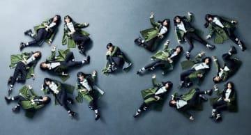 【本人コメント】欅坂46が新曲『黒い羊』をテレビ初披露!フェンスに囲まれたセットで緊迫感&臨場感たっぷりにパフォーマンス!