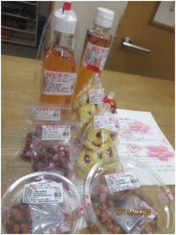 野菜ソムリエの店『開戸』開店8周年桜まつり