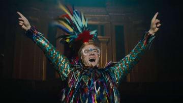 タロン・エガートン主演のエルトン・ジョン伝記映画『Rocketman』の新たなオフィシャル・トレイラーが公開