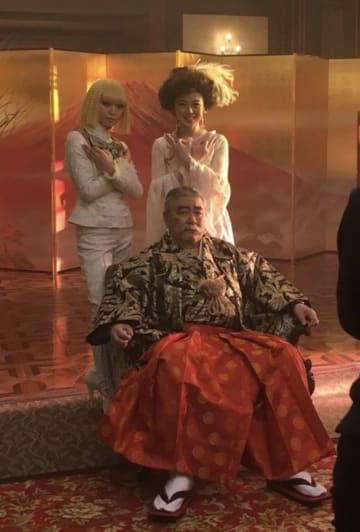 武田久美子、中尾彬・二階堂ふみとの3ショットを公開「華やか」「美しい」の声