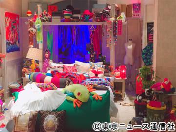 「コンフィデンスマンJP」ダー子の部屋などフジテレビ人気番組のセットを再現!
