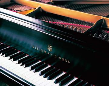 ピアノの発達史とスタインウェイピアノの秘密@タウンニュースホール