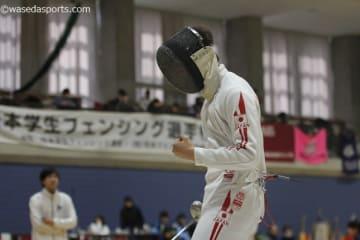 【連載】『平成30年度卒業記念特集』第30回 小野真英/フェンシング