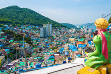 韓国・釜山は1泊2日旅行でもめちゃ楽しい! ベストルートを考えてみた