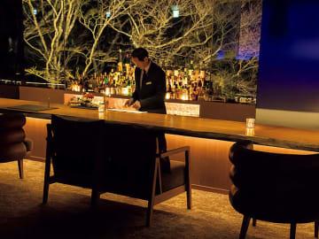 """滞在中のお酒はフリーフロー!箱根にある""""バー""""がコンセプトの温泉宿が今、面白い!"""