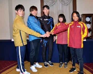 鬼塚(東海大)2度目優勝目指す 福岡で日本選手権クロスカントリー