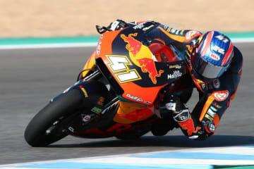 Moto2、Moto3へレス公式テスト最終日、トライアンフエンジン搭載のMoto2でトップ2が1分41秒切り