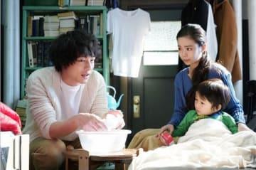 連続ドラマ「イノセンス 冤罪弁護士」第6話のシーン=日本テレビ提供