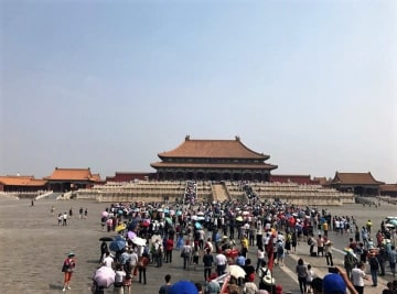 600歳の故宮が人気沸騰、「カワイイ」で売り上げ240億円―中国