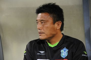 2012年より湘南を率いている曺監督。チームを更なる高みへと導けるか photo/Getty Images