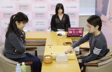中国の於之瑩六段が決勝進出 ワールド碁女流最強戦