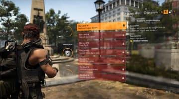 『ディビジョン2』クランシステムの詳細が公開!進行要素や特別な拠点も紹介