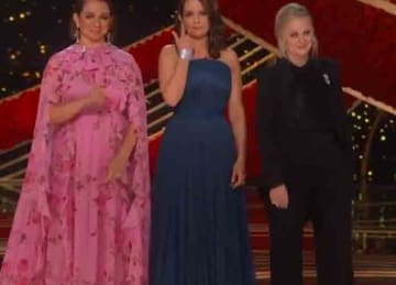 Tina Fey, Amy Poehler and Maya Rudolph host Oscars 2019