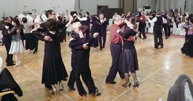 昨年開催されたチャリティーダンスパーティー「春祭りの夕べ」