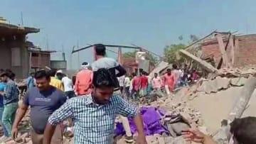 インド北部で花火爆発事故 11人死亡