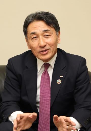 [ほりさか・あきひろ]慶大卒。1979年国鉄入社。JR西日本取締役兼常務執行役員総務部長、同鉄道本部副本部長兼鉄道本部営業本部長などを務め、16年6月から日本旅行社長。63歳。熊本県出身。