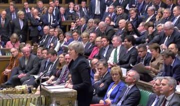 メイ首相 イギリス EU離脱 合意なき離脱 離脱延期 3月29日 期限 G20 議長国