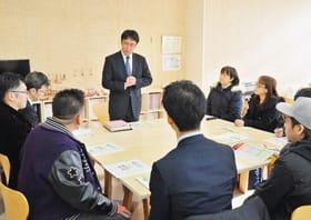 軽減税率制度について商業者が学んだ中島コンソでの勉強会