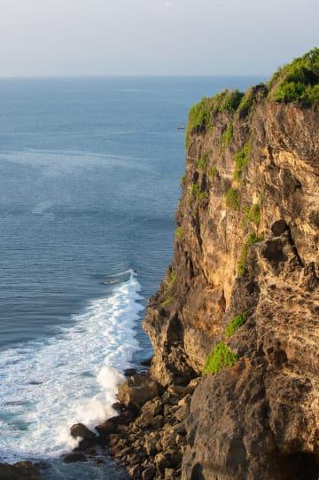 インドネシア·バリ島の恋人岬を訪ねて
