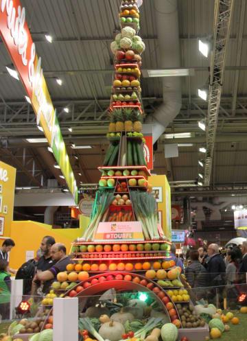 パリ国際農業見本市開催