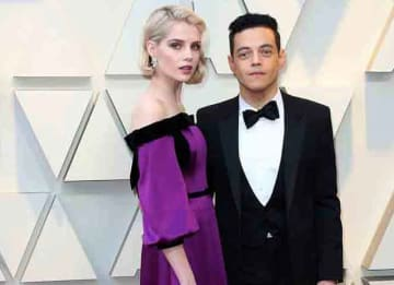 Who Is Lucy Boynton, Rami Malek's Girlfriend & 'Bohemian Rhapsody' Co-Star?